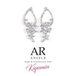AngelR×KIYOMIN(きよみん)コラボレーションピアス|KI002TM