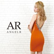 【予約】[バックVラインビジュータイトミニドレス]AngelR(エンジェルアール) AR20201【2月上旬~2月中旬頃より発送】