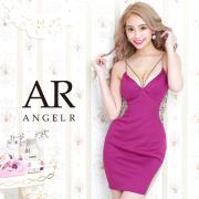 【予約/11月上旬~中旬頃より発送】[ウエスト&バッグビジュータイトミニドレス]AngelR(エンジェルアール)|AR20227