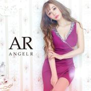 【予約/11月上旬~中旬頃より発送】[クロスデザインカッティングタイトミニドレス]AngelR(エンジェルアール)|AR20228