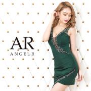 【予約】[カッティングデザインビジュータイトミニドレス]AngelR(エンジェルアール)|AR20317【4月上旬~中旬頃より発送】