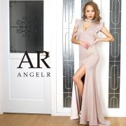 [フレアスリーブスリットタイトロングドレス]AngelR(エンジェルアール)|AR20320