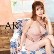 [カッティングデザインワンショルダータイトミニドレス]AngelR(エンジェルアール)|AR20823