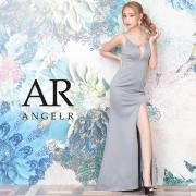 [アシンメトリーカッティングスリットロングドレス]AngelR(エンジェルアール) AR20838