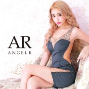 [クロスビジューデザインタイトミニドレス]AngelR(エンジェルアール)|AR21209