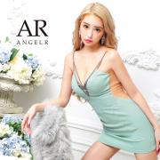 [フロントVビジュータイトマイクロミニドレス]AngelR(エンジェルアール)|AR21213