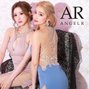 【予約/5月上旬から中旬より順次発送】[バックビジューラインタイトミニドレス]AngelR(エンジェルアール) AR21318