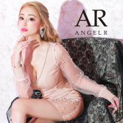 [ロングスリーブビジュータイトミニドレス]AngelR(エンジェルアール)|AR21815