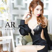 [オフショルロングスリーブタイトミニドレス]AngelR(エンジェルアール)|AR21834