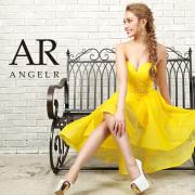 【予約(イエロー)3月下旬より発送】[ワンポイントレースハイandロードレス]Angel R(エンジェルアール)|AR9204