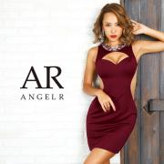 [デコルテストーンビジュータイトミニドレス]AngelR(エンジェルアール) AR9348