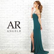 [デコルテ&スリーブシースルータイトロングドレス]Angel R(エンジェルアール)|AR9701