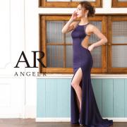 【予約】[サイド&バックシアービジュータイトロングドレス]AngelR(エンジェルアール)|AR9808【3月下旬〜4月上旬頃より発送】