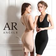 【予約】[バックデザインカットバンデージミニドレス]AngelR(エンジェルアール)|AR9903【3月下旬〜4月上旬頃より発送】