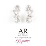 【予約】AngelR×KIYOMIN(きよみん)コラボレーションピアス|KI001TM【3月中旬〜下旬より発送】