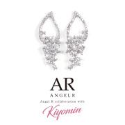 【予約】AngelR×KIYOMIN(きよみん)コラボレーションピアス|KI002TM【3月中旬〜下旬より発送】