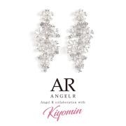 【予約】AngelR×KIYOMIN(きよみん)コラボレーションピアス|KI004TM【3月中旬〜下旬より発送】