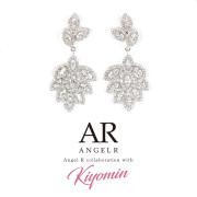 【予約】AngelR×KIYOMIN(きよみん)コラボレーションピアス|KI005TM【3月中旬〜下旬より発送】