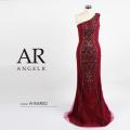 【サンプル商品】[ウエストリボンベルトノースリーブタイトミニドレス]Angel R(エンジェルアール) 18356