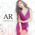 [クロスデザインカッティングタイトミニドレス]AngelR(エンジェルアール)|AR20228