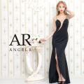 [アシンメトリーショルダーデザインタイトロングドレス]AngelR(エンジェルアール) AR20229