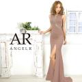 【予約】[カッティングデザインビジュータイトロングドレス]AngelR(エンジェルアール)|AR20307【2月中旬~下旬頃より発送】