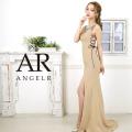[レザーコードビジュータイトロングドレス]AngelR(エンジェルアール)|AR20310