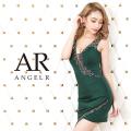 [カッティングデザインビジュータイトミニドレス]AngelR(エンジェルアール)|AR20317