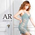 [アシンメトリーレースアップタイトミニドレス]AngelR(エンジェルアール) AR21201
