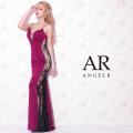 【予約/5月中旬から下旬より発送】[サイドシースルーレースタイトロングドレス]AngelR(エンジェルアール)|AR21211