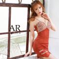 [バストレースビジュータイトミニドレス]AngelR(エンジェルアール)|AR21222