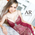 [バスト&センターレースタイトロングドレス]AngelR(エンジェルアール)|AR21231