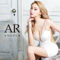 [フラワー刺繍アシンメトリータイトミニドレス]AngelR(エンジェルアール)|AR21304