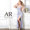 [レース刺繍デザインビジュータイトロングドレス]AngelR(エンジェルアール)|AR21308