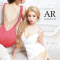 [バックレースVビジュータイトミニドレス]AngelR(エンジェルアール)|AR21321