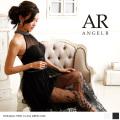 [シアーレッグホルターフレアロングドレス]Angel R(エンジェルアール)|AR8323