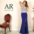 [パールビジュータイトロングドレス]Angel R(エンジェルアール)|AR8343