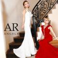 [チョーカー付きレイヤードデザインタイトロングドレス]Angel R(エンジェルアール)|AR8404