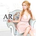 【予約】[メタリック生地バックレースアップフレアミニドレス]AngelR(エンジェルアール)|AR9102【5月下旬〜6月上旬頃より発送】