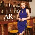 [ベルト付きアシンメトリースカートタイトミニドレス]Angel R(エンジェルアール)|AR9202