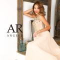 [ビジューデザインフレアロングドレス]AngelR(エンジェルアール)|AR9241