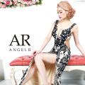 [サイドシアースパンコールレースタイトロングドレス]AngelR(エンジェルアール)|AR9335