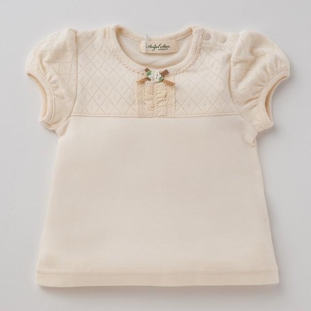 オーガニックコットン 半袖Tシャツ