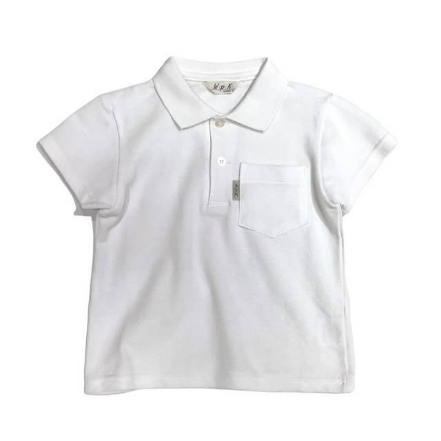 【日本製 子供服】 ポロシャツ 半袖 [80~140cm]