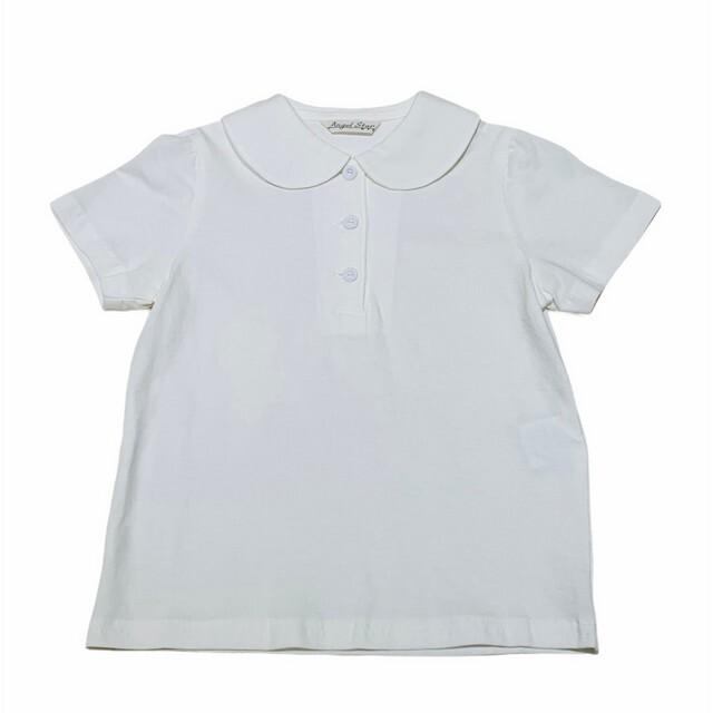 【日本製 子供服】 半袖 ブラウス [100~140cm]