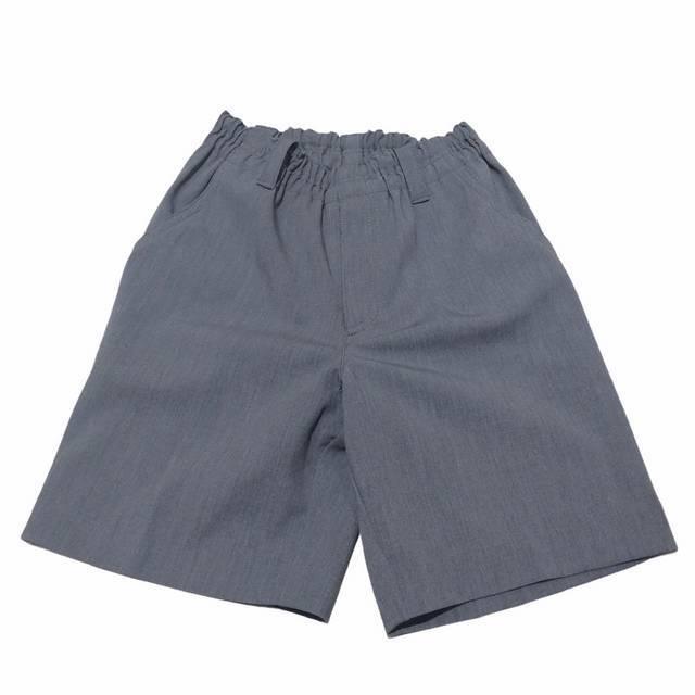 【日本製 子供服】 ハーフパンツ フォーマル 無地 [95~130cm]