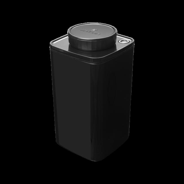 真空保存容器ターンシール_真空保存容器ターンエヌシール_1.2L_ブラック遮光