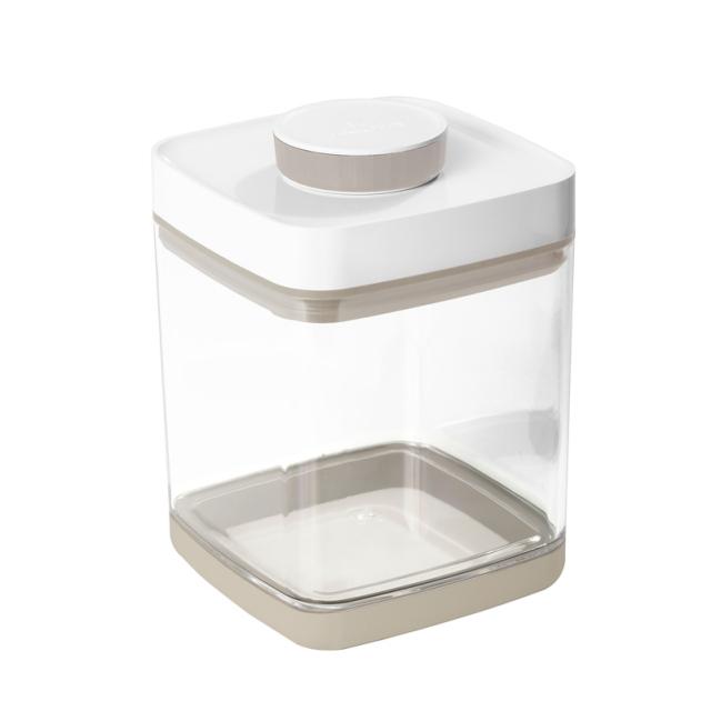 【送料無料】 真空保存容器セビア2.4(ペットフード用のご案内)