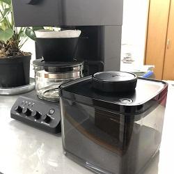 真空保存容器ターンシール(ターンエヌシール)Turn-N-Seal_1.5L_UVカット_コーヒーキャニスターとしてのご感想
