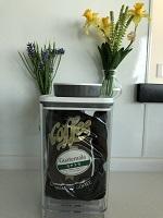 真空保存容器ターンシール_真空保存容器ターンエヌシール_コーヒー豆保存容器